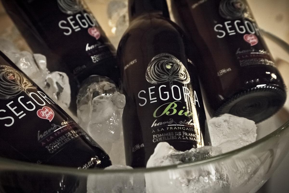 segora hard cider gamme 33cl