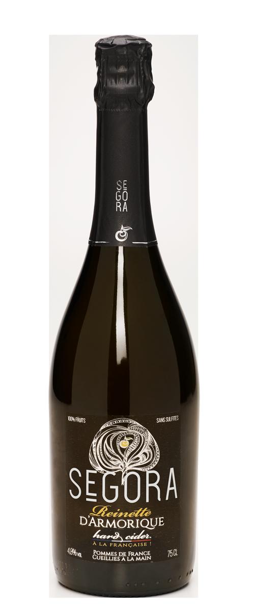 SÉGORA Hard cider reinette d'armorique 75CL